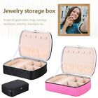 Portable Jewellery Box Organizer Travel Boxes Earrings Ornaments Storage Case