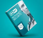 Eset NOD32 Internet Security - 1,2,3 Years 1 Device- Genuine Global Activation