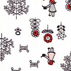 COTTON CLOTHES DRESS FABRIC CUTE GIRL FLORAL GARDEN 44""