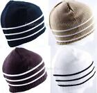 1 Pack Mens Boys Winter Ski Beanie Knit Hat Cap 7 Colors to Choose