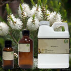 Tea Tree 100% Pure Essential Oil Uncut *5ml to 1 Gallon