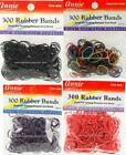 1 Pack (300 Pieces) Rubber Bands for Hair Pony Tails Brais,Braid Holder
