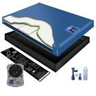 85% Waveless Waterbed Mattress Good Bundle-All Sizes