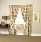 Luxury Woven Lined Pencil Pleated Prestbury Curtains