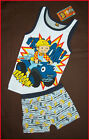 BOB BUILDER 2pc Underwear Set UNDIES VEST  Sz 3 4 5 & 6