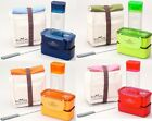 Lock&Lock Bento Lunch Box Set w/Bottle Chopstics Insulated Bag