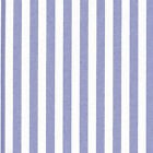 CHAMBRAY YARN DYED COTTON BEDDING CURTAIN FABRIC CHECK STRIPE MELANGE VIOLET 44'