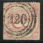 Thurn and Taxis 1867,     Scott 61