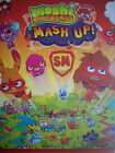 61 - 90 Choose Any Topps SUPER MOSHI MONSTERS Edition MASH UP Series 2 Base Card