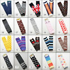 Baby Kid Arm Leg Warmers Toddler Children Boy Girl Socks Legging Pick Lot 1 - 20