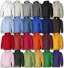 GILDAN Men's 2XL, 3XL, 4XL, 5XL, Blend, Hooded Sweatshirt, Hoodie, Jumper, 18500
