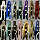 28~51 In. Free Shipping Long Hair Heat Resistant Straight Cosplay Wigs Synthetic