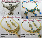 World Beat Collection - INDIA Kundan Jewelry, various designs