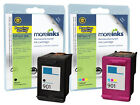 2 Remanufactured 901XL Black / Colour Ink Cartridges for HP Officejet Printers