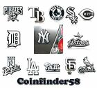 MLB Baseball Chrome 3 D Sticker Decal Emblem Car Truck SUV - Pick Team on Ebay