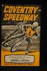 SPEEDWAY - Coventry vs Sheffield - 30 May 1970