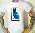 Andy Warhol Cat Art T-Shirt New (8 SIzes) Velvet Underground Pop Art