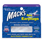 Mack's (Macks) AquaBlock Ear Plugs (Clear)