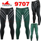 NWT YINGFA 9707 COMPETITION RACING TRAINING LEGSKIN S,M,L,XL,XXL CLASSICAL STYLE