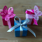 small Square Favour Boxes - Die Cuts - Party - Jewellery - Wedding - Christmas