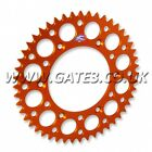 KTM EXC-F250 EXC-F 250 2002 - 2012 ORANGE RENTHAL REAR SPROCKET