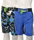 BNWOT BHS BOYS DUCK AND DODGE TWIN PACK SWIMSHORTS AGE 2-10 YEARS