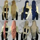 40 in. Long 100cm All Color Hair Heat Resistant Cosplay Wig Free Shipping 86/04