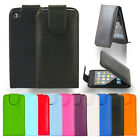 Stylish Leather Flip Case Cover For iPod Touch 4 4G 4Th Gen & Screen Protector