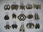 ♥ 15 Pairs ♥ Wholesale Long Dangling Fashion Earrings ♥ *Choose Job Lot ♥