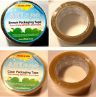 All Tape Extra Strong Packaging Tape & Adhesion 48mm x 66m x 144 Rolls