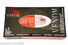 2,10,20,50,100,200 Venom Tattoo Disposable Nitrile Powder Latex Free Black Glove