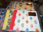 Older Hallmark Gift Wrap Variety of Occasions Use Drop Down