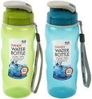 Lock & Lock BPA free Sports Handy Easy-Grip Water Bottles P-00056 / P-00057
