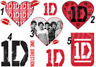 STICKER WALL DECO DECALL 1D ONE DIRECTION HARRY LIAM ZAYN NIALL LOUIS