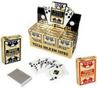 1 Mazzi Carte Copag Texas Hold'em Gold Edition Jumbo index Poker qualità Casino