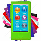 Gel Silicone Skin Cover Protector Case for Apple iPod Nano 7th generation
