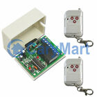 DC 12V RF 100M Wireless Remote Control Switch For forward & reversal motor