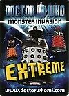 Dr Who Monster Invasion Extreme 177-332 Rare Cards Choose Amy Card Form List.