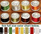 PEARSALL SILK FLOSS -- fly tying crafts