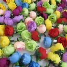 100 Roses Heads Artificial Silk Flower Wholesale Lots Party Wedding Home Decor