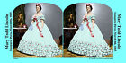Mary Todd Lincoln Inaugural Civil War SV Stereoview Stereocard 3D 01023