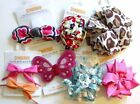 NWT Gymboree Hair Accessories Metal Mini Alligator Clip Barrettes ONE