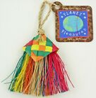 Planet Pleasures, Bird Brush Bird Toy Parrot Toy. by Fowl Play