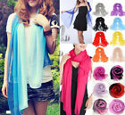 Soft Formal Cocktail Beach Chiffon Wrap SCARF/SHAWL sc027