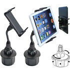 Adjustable Bendy Car Cup Holder Mount for Apple iPad Mini Kindle Fire Tablet 2 3