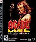 AC/DC Live: Rock Band Track Pack  (Sony Playstation 3, 2008)