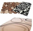 Hand Tufted Italian Woollen Floor Carpet Rug Mat - 4 DESIGNS / 2 SIZES