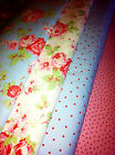 Cath Kidston Ikea ROSALI 100% Cotton Fabric Material *150 cm/wide-any lenght