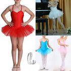 Dance Ballet Full Tutu Leotard Layered Dress For Girls da001