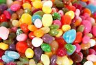 Crazy Jelly Beans, Fruit Flavoured Retro Sweets Gourmet Jellies, Select Weight